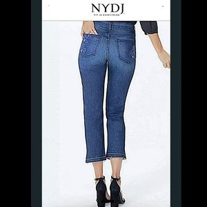 🆕️ NYDJ Marilyn Straight Ankle Jeans